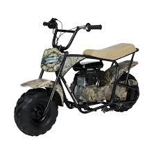 monster moto mm b80rt 79 5cc realtree youth mini gas bike