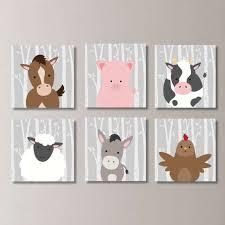 Farm Animals Crib Bedding by The 25 Best Farm Animal Nursery Ideas On Pinterest Farm Nursery