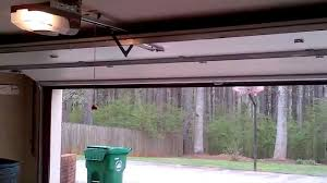 Garage Overhead Doors by Overhead Door Odyssey 1000 Youtube