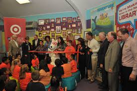 prego irvine halloween party monroe elementary receives a newly renovated library oc
