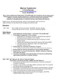 Corporate Trainer Resume Sample by Horse Trainer Resume Sample Contegri Com