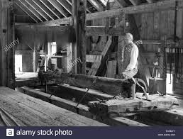 the interior of the historic sawmill at king u0027s landing historic