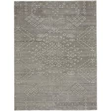 Capel Area Rug Capel Cannae Smoke 9 Ft X 12 Ft Area Rug 1941rs09001200300 The