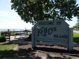 kelleys island state park an ohio park located near huron port