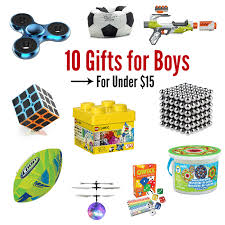 gifts for boys birthday gifts for 10 year boy or girl squared