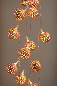 String Lights Uk by Grand Maroq Copper String Lights Bluebell Boutique