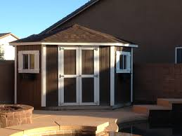 did we hear pool house this 5 sided shed makes the perfect cabana