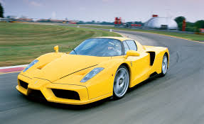ferrari yellow car ferrari enzo first drive u2013 review u2013 car and driver