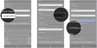configure a vpn on windows 10 mobile windows central