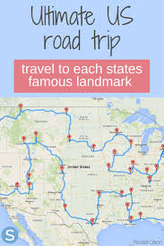 Road Trip Map Best 20 Cross Country Trip Ideas On Pinterest Rv Usa Countries