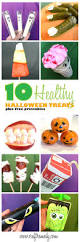 healthy halloween treats craft remedy