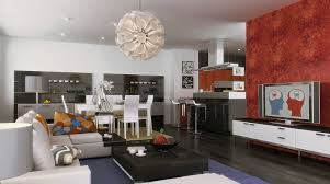 Narrow Living Room And Kitchen Shocking Interior Design For Small Living Room And Kitchen Living