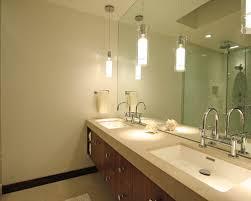 Pendant Lights For Bathroom Vanity Marvelous Bathroom Pendant Lighting Light Vanity Home Inside