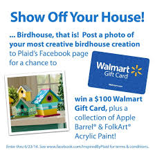 enter to win a 100 walmart gift card plaid online