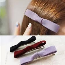 ribbon hair clip korean ribbon style hair small ribbon hair clip 11street