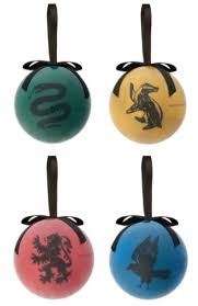 harry potter tree baubles are here and they re so