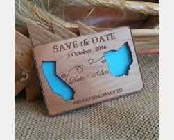 save the date wedding magnets wood save the date wedding invitations mon cheri bridals