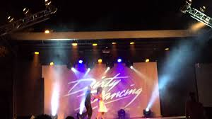 my first time as baby in dirty dancing medplaya show in benidorm