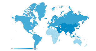 A World Map Advertise With Us Eleven Magazine