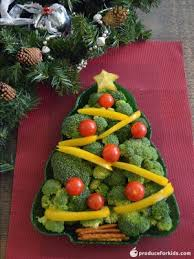 tree veggie platter produce for