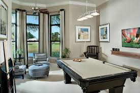 Game Room Paint Color Ideas - Family game room decorating ideas
