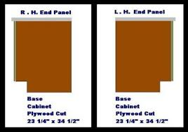 how to build kitchen cabinets free plans woodwork building kitchen base cabinets pdf plans