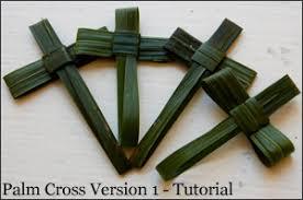palm crosses for palm sunday palm sunday silverkeys writes