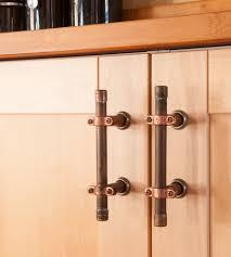 industrial cabinet door handles industrial copper cabinet handle industrial pipes and stylish