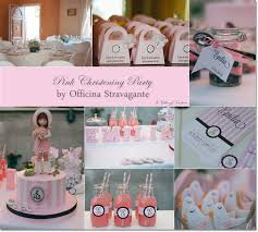 christening party favors pink christening party inspirational feature from home confetti