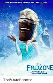 from the creators of tangled and wreck t ralph frozone in theatres