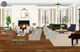 classic traditional living room design by havenly interior