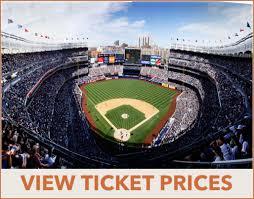 Yankee Stadium Floor Plan Yankee Stadium Seating And Tickets Cheat Sheet Razorgator