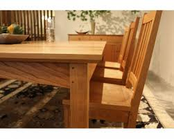 Shaker Style Dining Table And Chairs Shaker Dining Table Shaker Style Dining Table The Joinery