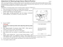 nissan 350z common problems steering wheel alignment nissan titan forum