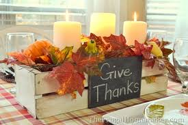 18 best diy thanksgiving centerpiece ideas and decorations for 2017