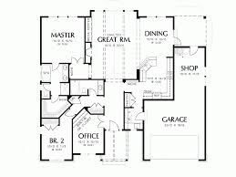 bungalow blueprints eplans bungalow house plan two bedroom bungalow 1817 square