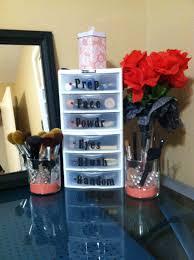 Cheap Storage Ideas Makeup Storage 38 Stunning Cheap Makeup Storage Ideas Image