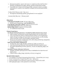 Responsibility Resume Andrew Resume 05032015