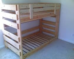 Plans For Building Log Bunk B by 115 Best Bunk Beds Images On Pinterest 3 4 Beds Lofted Beds And