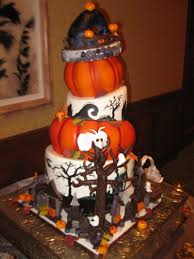 Halloween Wedding Cake by Halloween Wedding Joshua James Wedding Rings