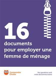 emploi femme de chambre suisse contrat femme de ménage ooreka
