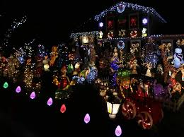 christmas lights events nj stanhope family s holiday lights wow crowd new jersey herald