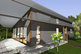Perfect Modern House Cladding Modern House Design Metal Home Designs