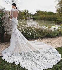 www wedding 30 beautiful wedding dresses with impressive trains praise wedding
