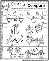 free worksheets thanksgiving activities for kindergarten free