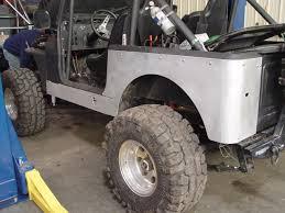 jeep scrambler 4 door jeep cj corner guard no flare 72 86 jeep cj7 cj8 scrambler tnt