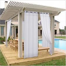 outdoor curtains ebay