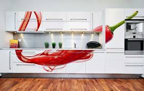 modern kitchen wallpaper ideas modern kitchen wallpaper 27 renovation ideas enhancedhomes org