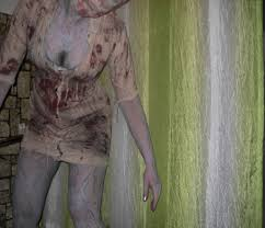 silent hill nurse costume flickr