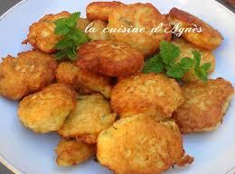 que cuisiner avec des courgettes beignets de courgettes la cuisine d agnèsla cuisine d agnès